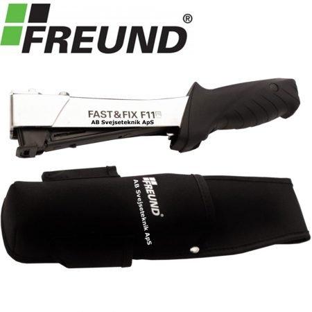 Freund Hæftehammer Fast & Fix 11