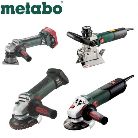 Metabo El og batteri maskiner