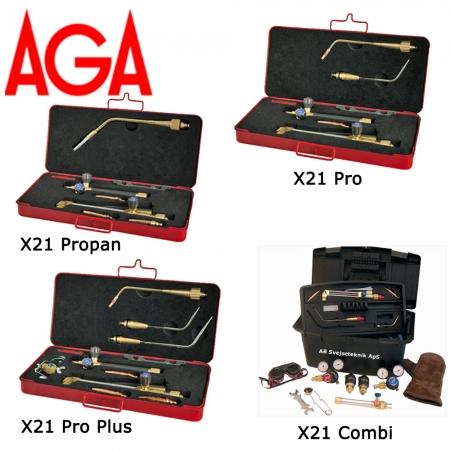 AGA X21 Kit.