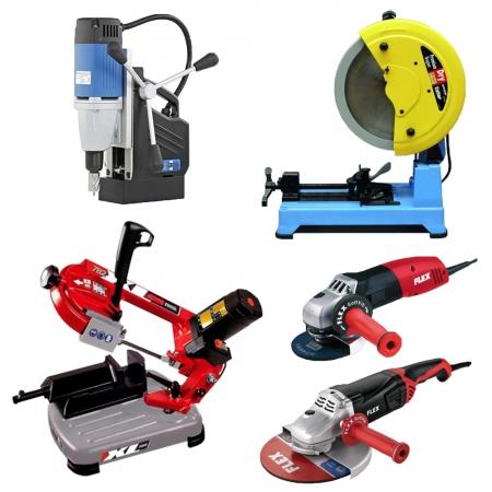 220 V. værktøj og maskiner