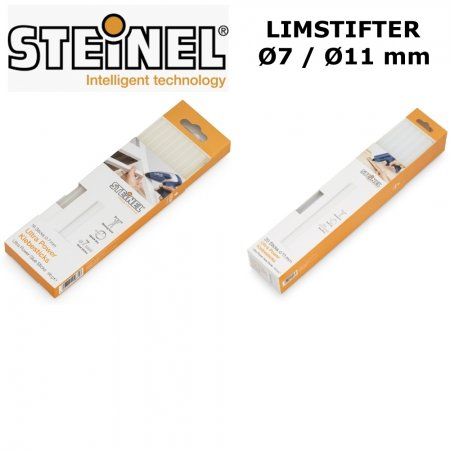 Lim-Stifter Ø 7 mm og Ø 11 mm