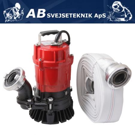 AB Dykpumpe 250 Ltr/min