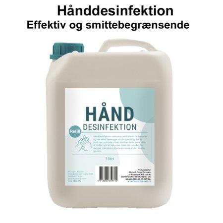 Hånd / Overflade Desinficering
