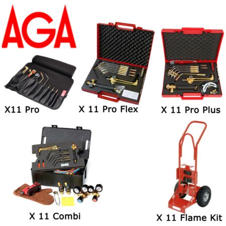 AGA X11 Kit.