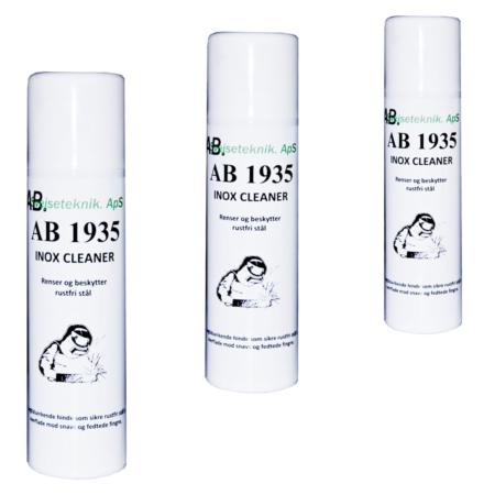 AB 1935 Inox Cleaner