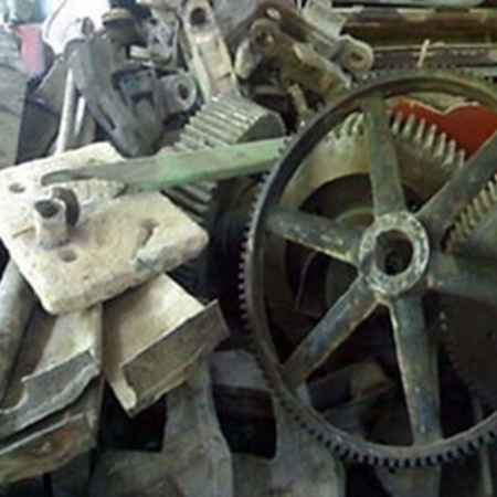 Reparationer lavet i Aluminium