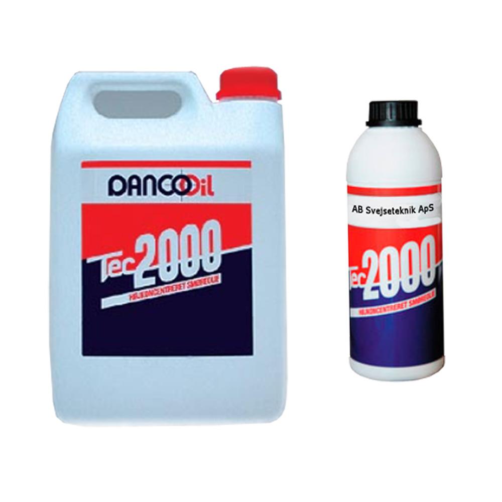 ABTEC 2000 Olie tilsætning