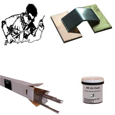 AB 151 Aluminium kobber