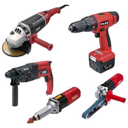El Værktøj og maskiner