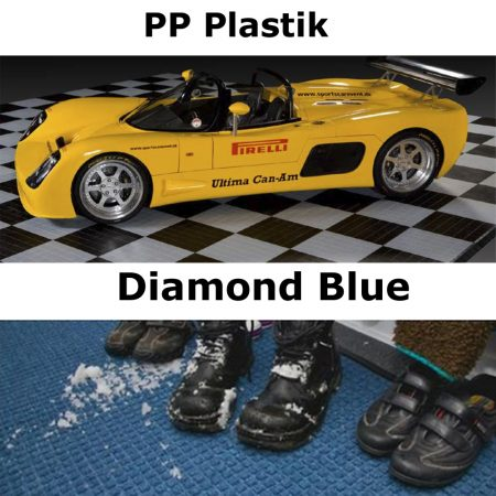 Gulve i gummi og plastik
