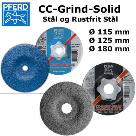 CC Grind Solid Skrub-skive