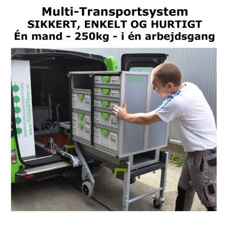Transport udstyr