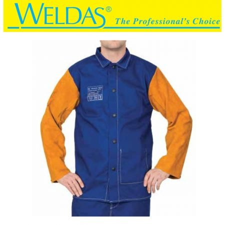 jakke med svejseærmer 33-3060