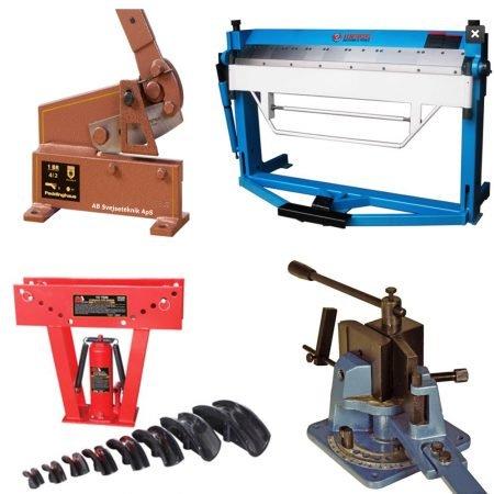 Klippe og bukke-værktøj