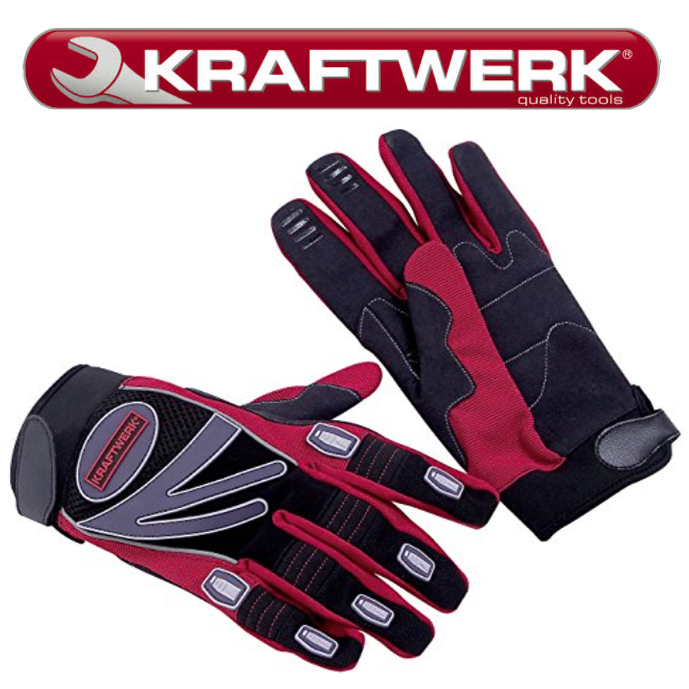 Kraftwerk Mekanikker handsker