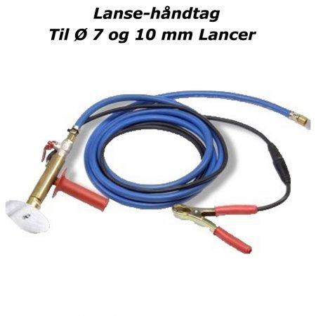 Lance Håndtag til 7,0 og 10 mm Lancer