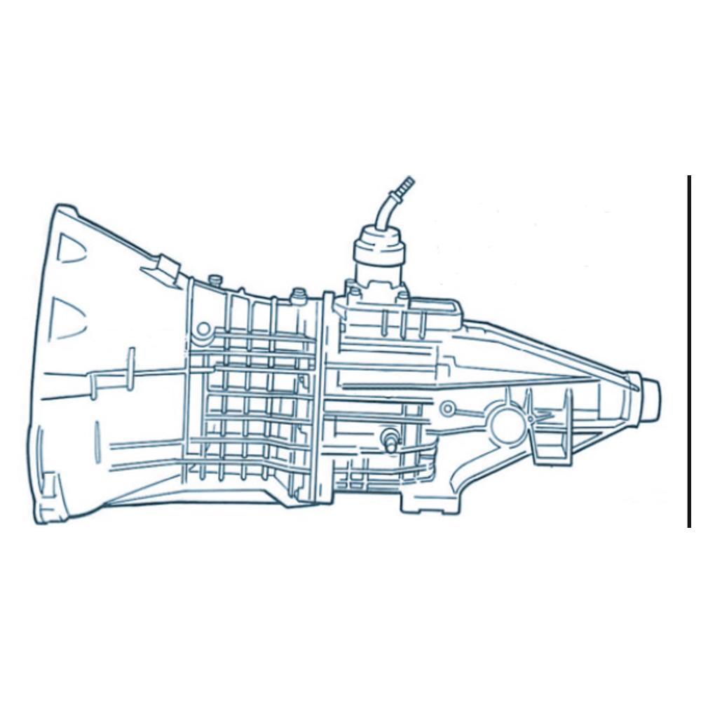 85W/140 Gearkasseolie