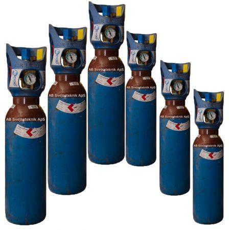5 - 11 Ltr. Oxygen Købe flasker