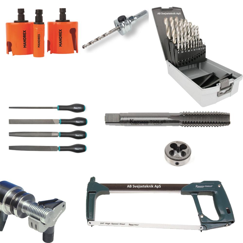 Spåntagende værktøj
