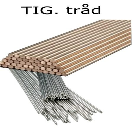 TIG tråd