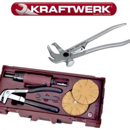 Værktøj til stål og Aluminiumsfælge