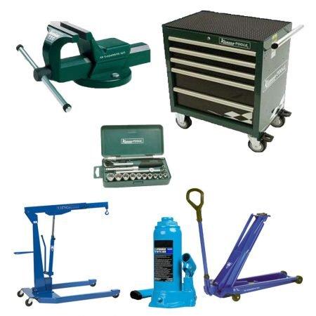 Værktøj og Inventar