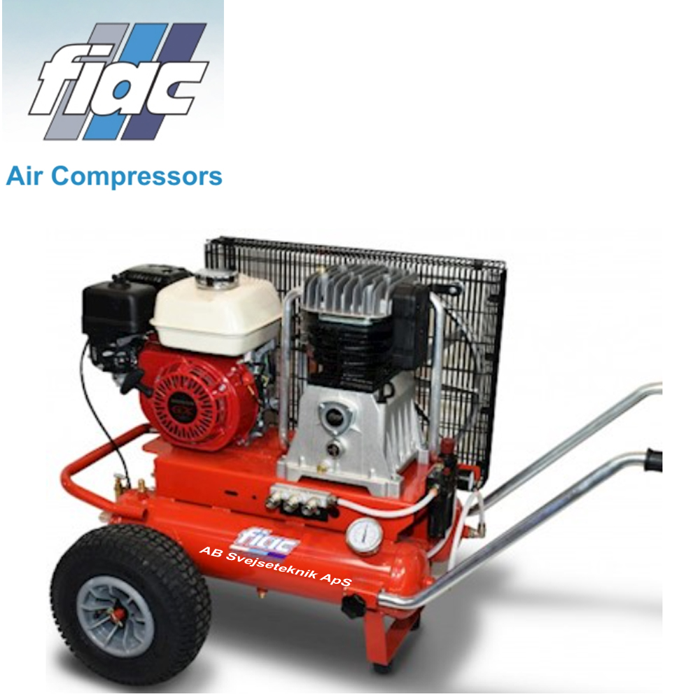 agri 65 olieholdig kompressor benzin motor 10 bar 460. Black Bedroom Furniture Sets. Home Design Ideas