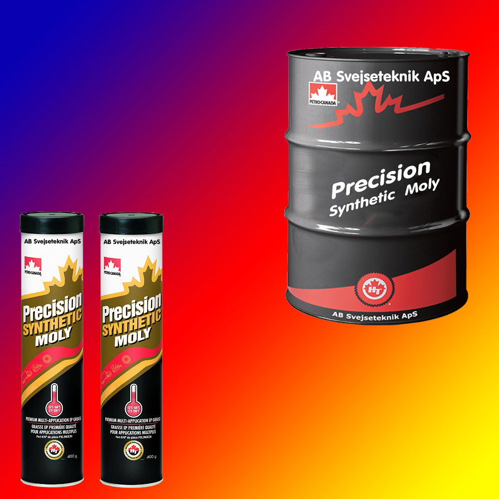 Billede Precision Synthetic moly 400