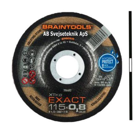 Btaintools XTK 8 115 x 0,8 mm