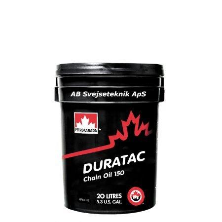Duratac Chain 150 20 Ltr .