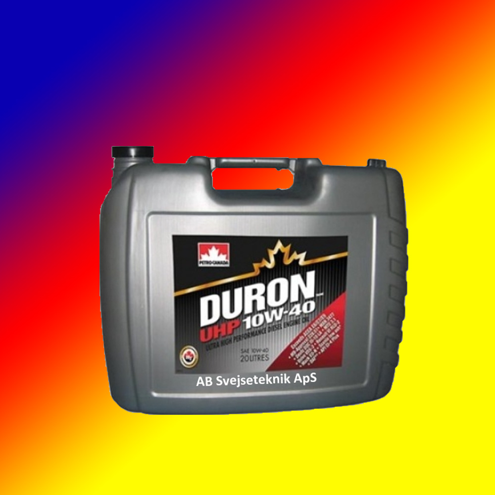 Duron UHP 10W-40 20 ltr