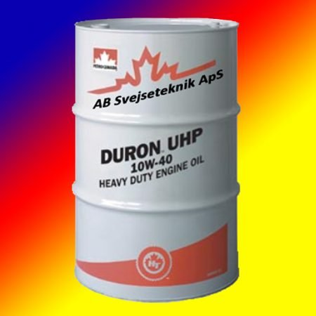 Duron UHP 10W-40 205 ltr