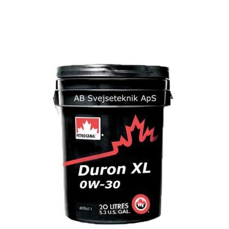 Duron XL 0w-30 20. ltr
