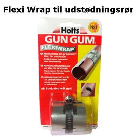 Flexi Wrap udstodning