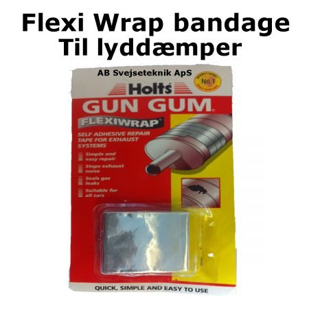 Flexi wrap bandage