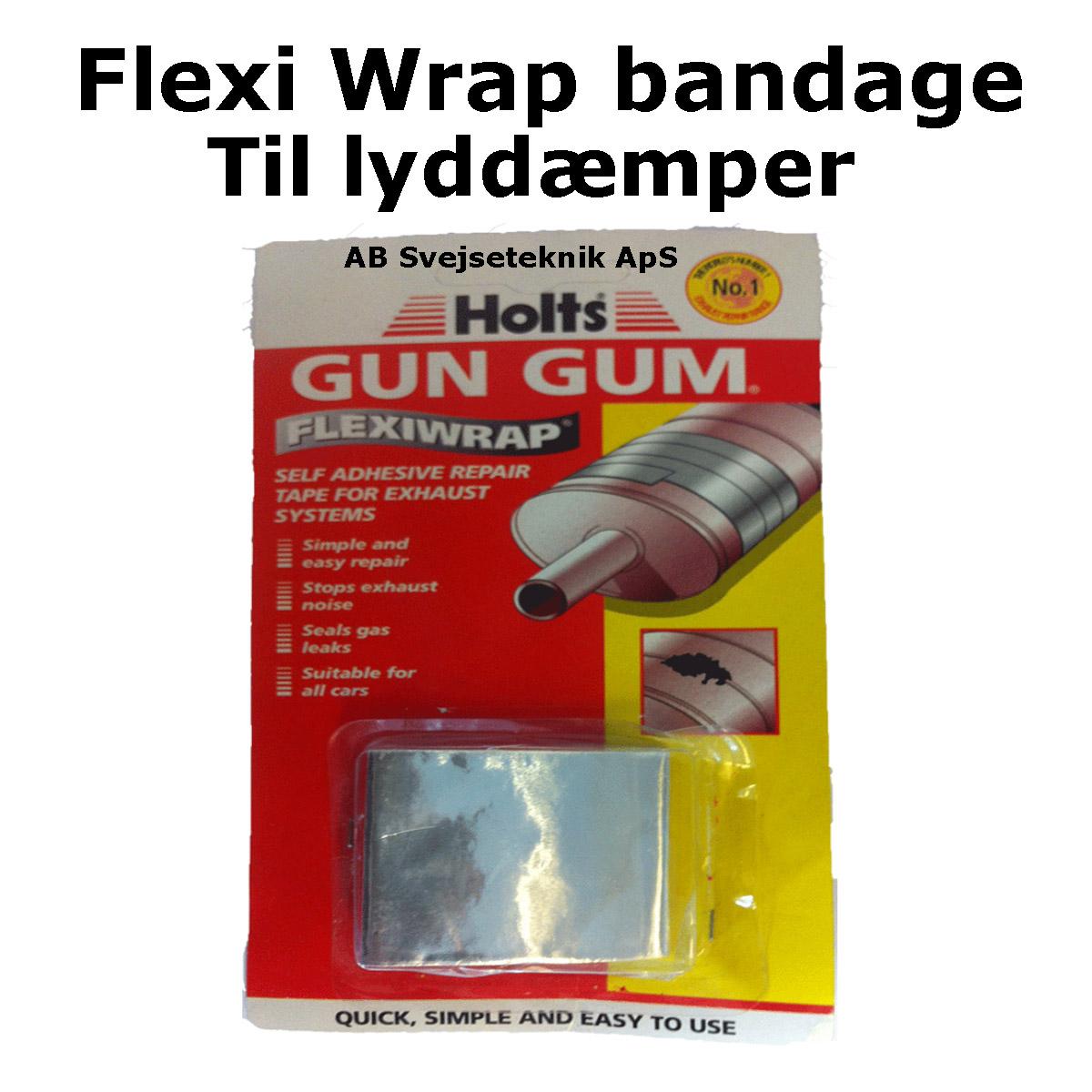 Flexi wrap bandage