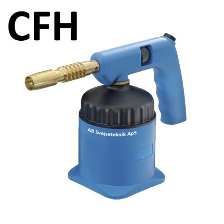 Gas Blæselampe CFH PZO 7000