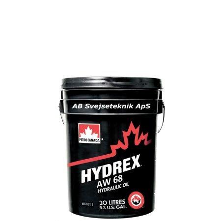 Hydrex AW 68 AB Svejseteknik ApS ny