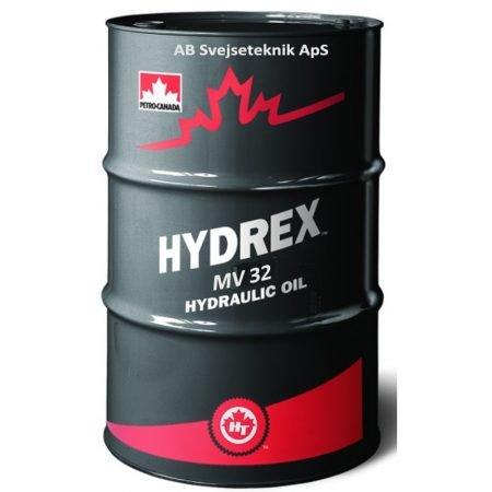 Hydrex MV 32 205 Ltr.AB Svejseteknik ApS