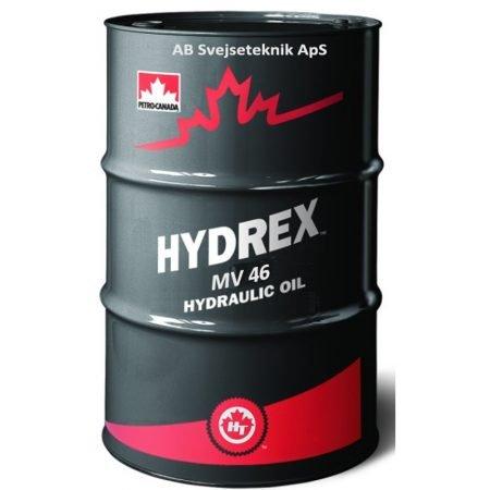 Hydrex MV 46 205 Ltr. AB Svejseteknik ApS
