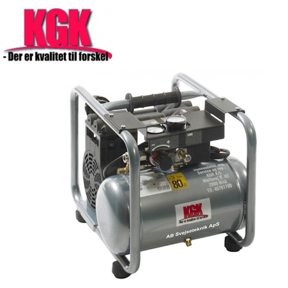 rollcage 610s oliefri kompressor 10 bar 60 ltr min abshop dk