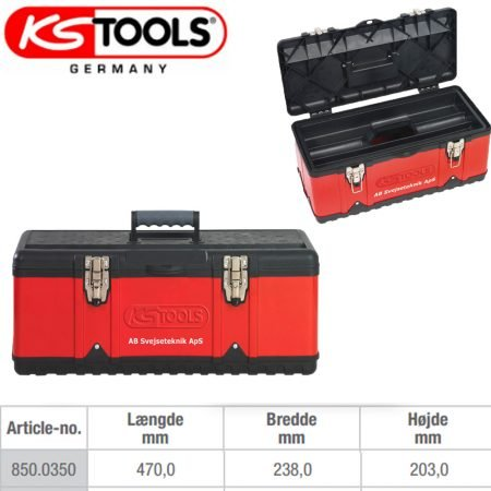 KS Tools 850.0350 billede