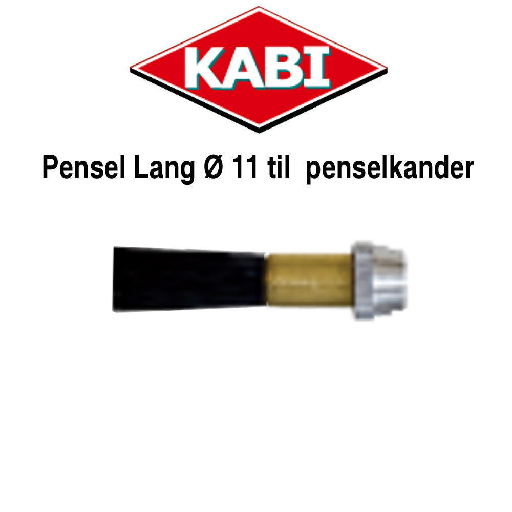 Lang Pensel ø11 mm