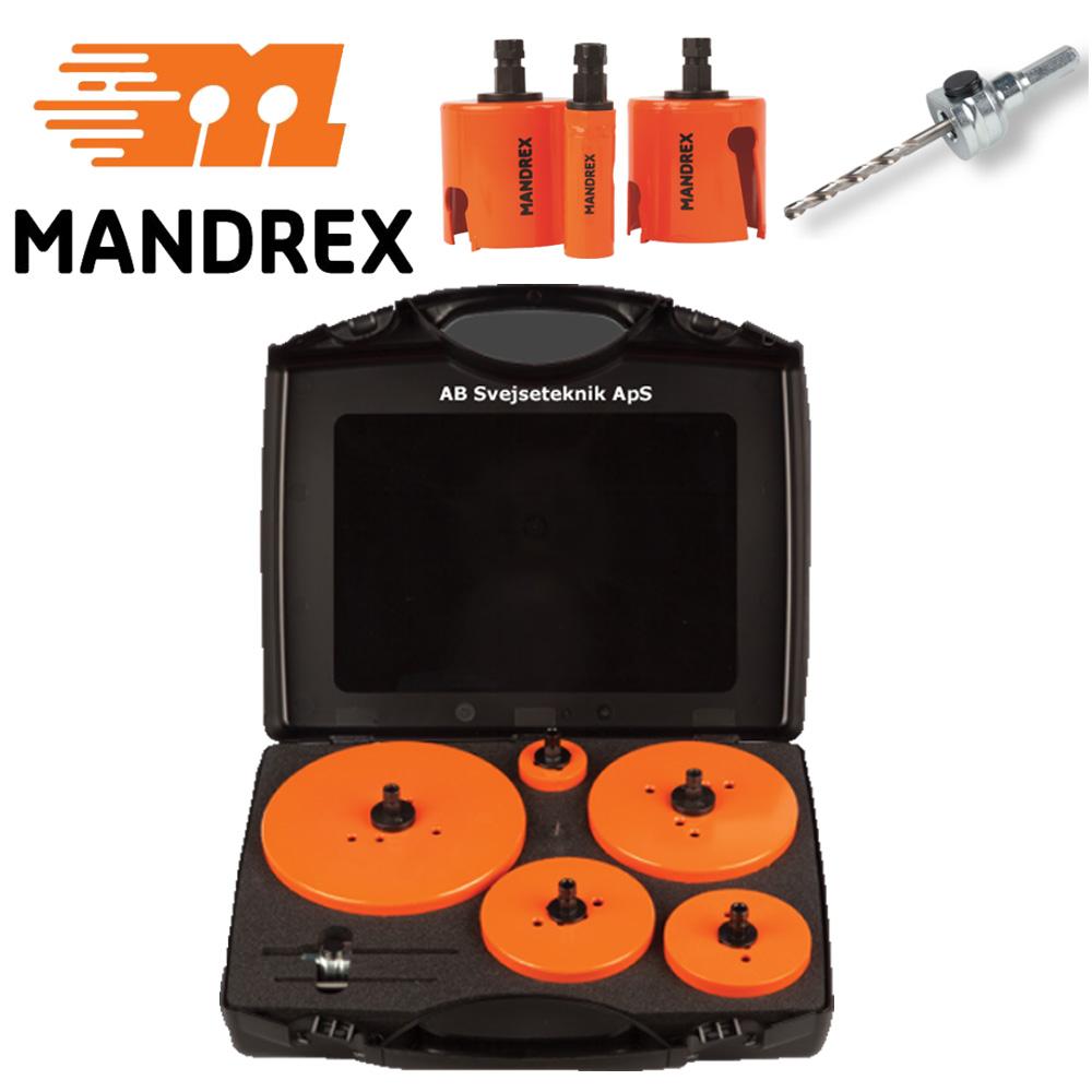 Mandrex MHSV1001 AB Svejseteknik ApS
