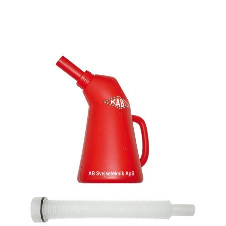 Oliekande flex rød 1