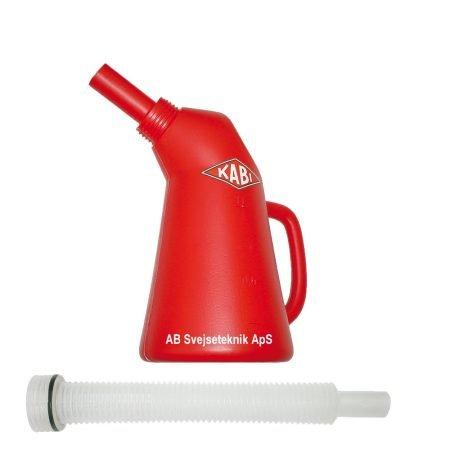 Oliekande flex rød 3