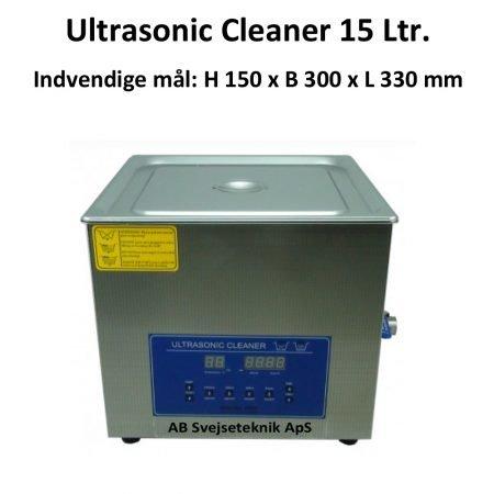 PF Ultrasonic Cleaner 15 Ltr