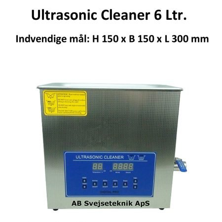 PF Ultrasonic Cleaner 6 Ltr