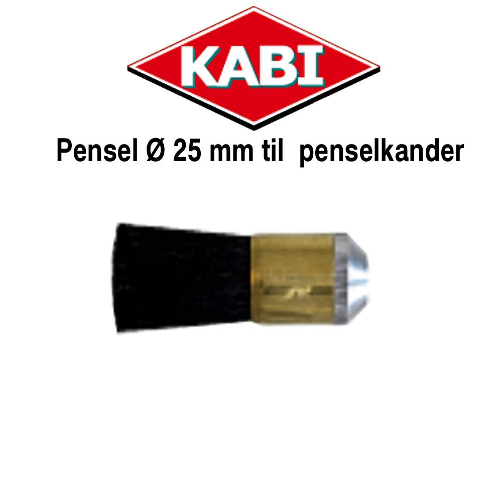 Pensel ø25 mm A