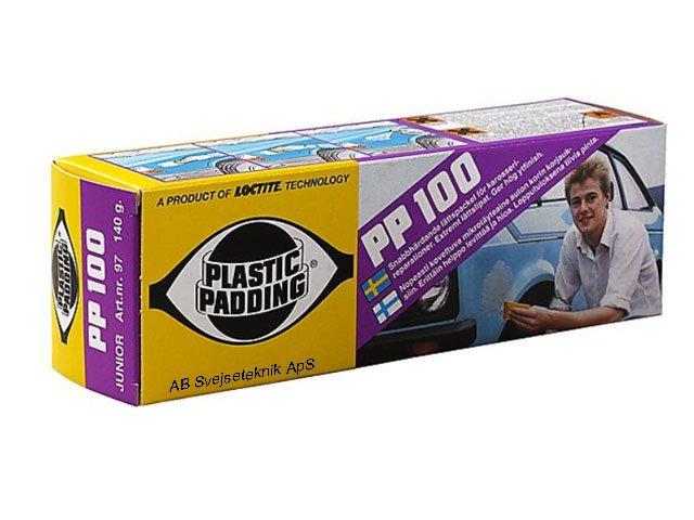 Plastic Padding pp100 tube